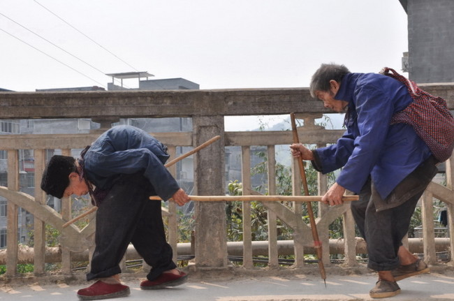 15 апреля 2015 года. Район Гуанси. Фото с epochtimes.com