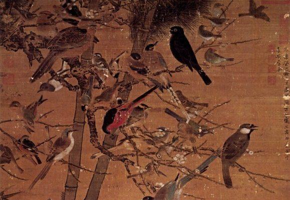 Почему в Китае почитают сосну, бамбук и сливу и причём здесь зима?