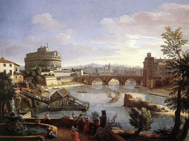 Рим бедный, падший, но всё ещё красивый