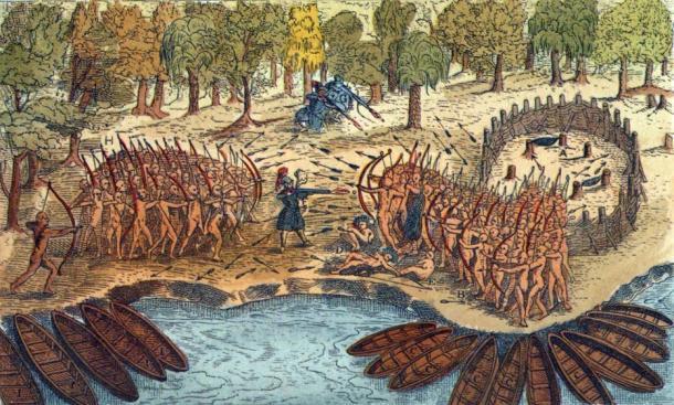 ирокезы