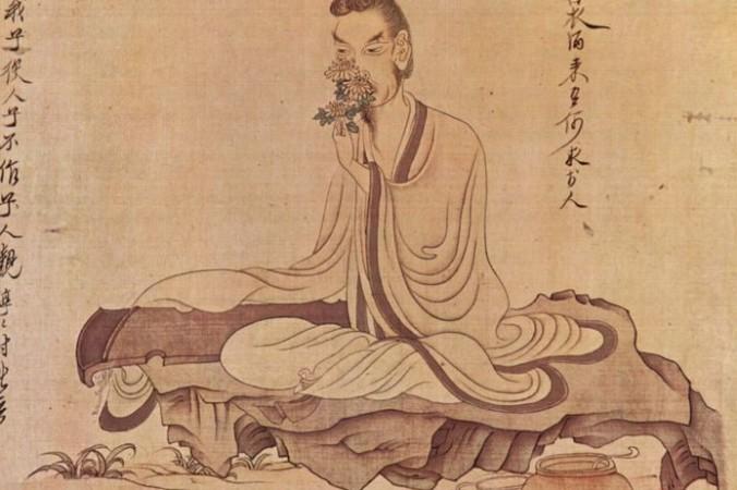 Картина «Возвращаясь домой» китайского художника Чэнь Хуншоу. Институт искусств Тяньсяншань. Фото:zh.wikipedia.org/ Public Domain