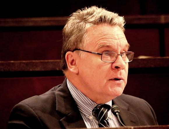 Сенатор Крис Смит о политике двоих детей