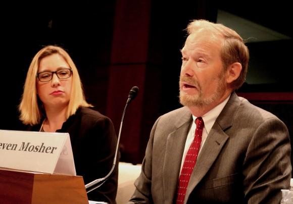 Д-р Стивен В. Мошер о политике двоих детей
