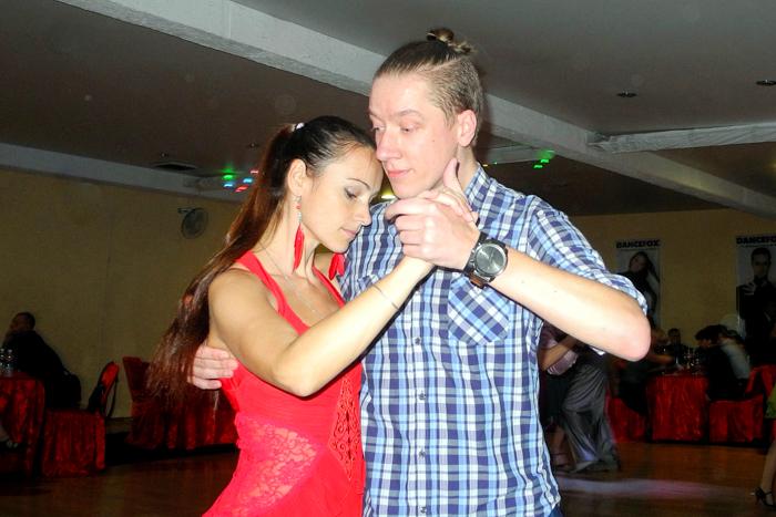 Танцует Ксения Алпатова. Фото: Алла Лавриненко/Великая Эпоха