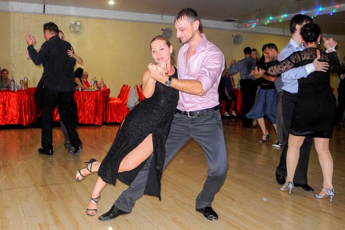 Международный день танго в Севастополе отметили праздничной Милонгой. Фото: Алла Лавриненко/Великая Эпоха