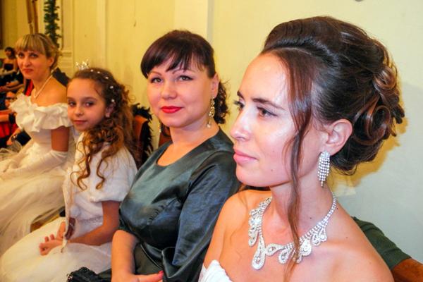 Дамы блистали украшениями. Фото: Алла Лавриненко/Великая Эпоха