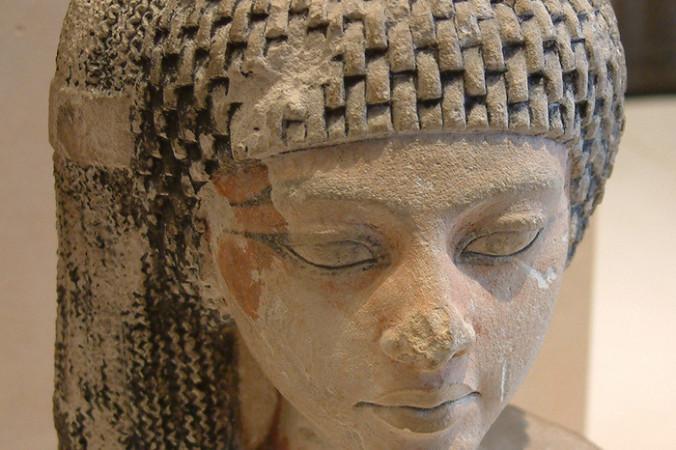 Предположительно скульптурный портрет Меритатон. Фото: Aoineko/wikipedia.org/CC BY-SA 1.0