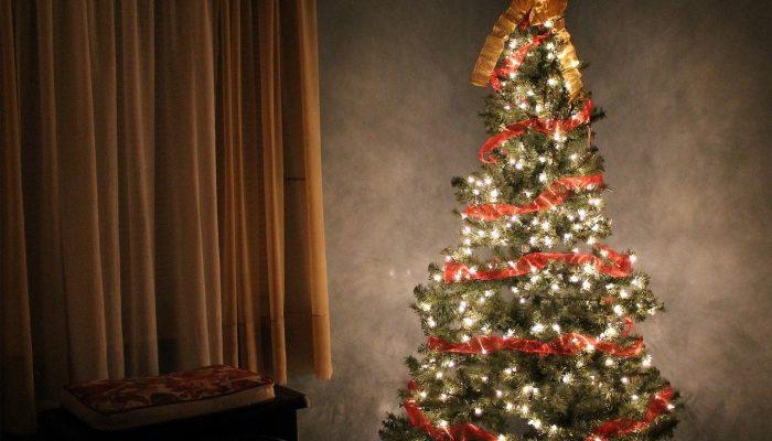 Новогодняя ёлка радует детей и взрослых больше 300 лет