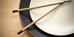 Палочки для еды: происхождение и символизм