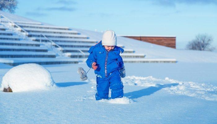 Выбираем детскую зимнюю одежду