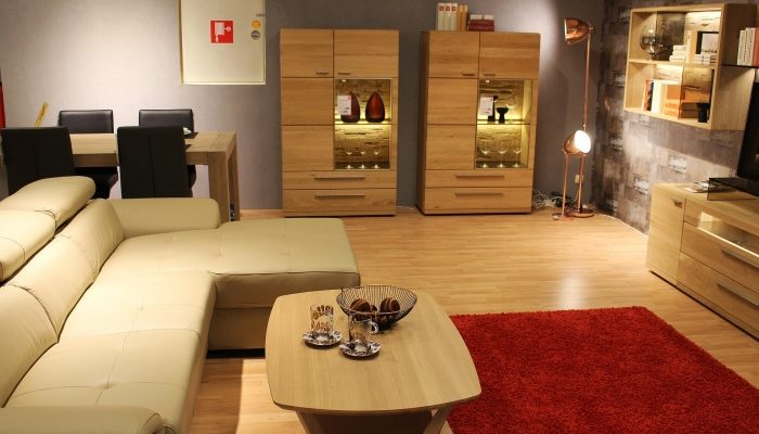 Гостиная комната — сердце дома