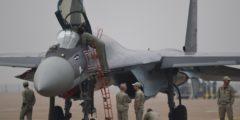 Бреши в китайских ВВС затыкают российскими истребителями