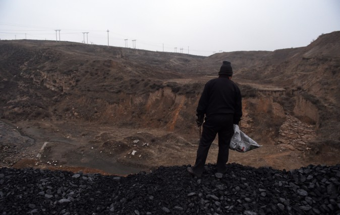 В Китае бастуют тысячи шахтёров