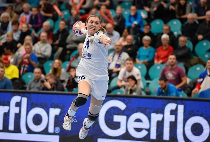 Российские гандболисты одержали вторую победу на чемпионате мира