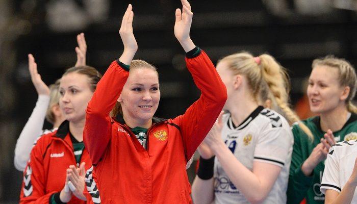 Россиянки вышли в четвертьфинал ЧМ по гандболу в Дании