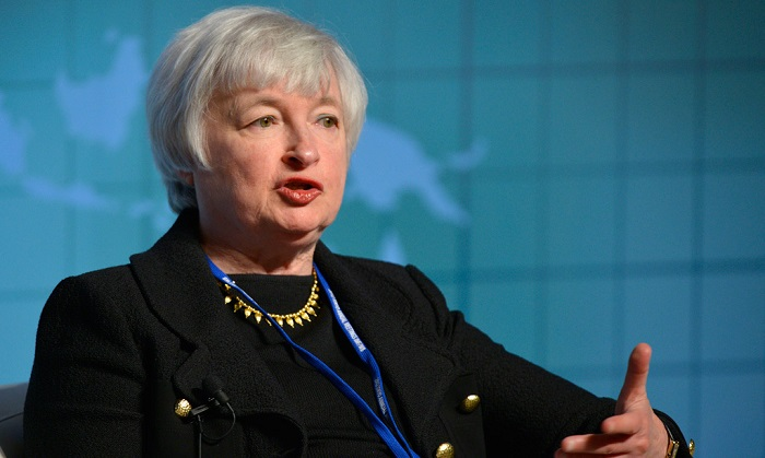Janet Yellen ФРС