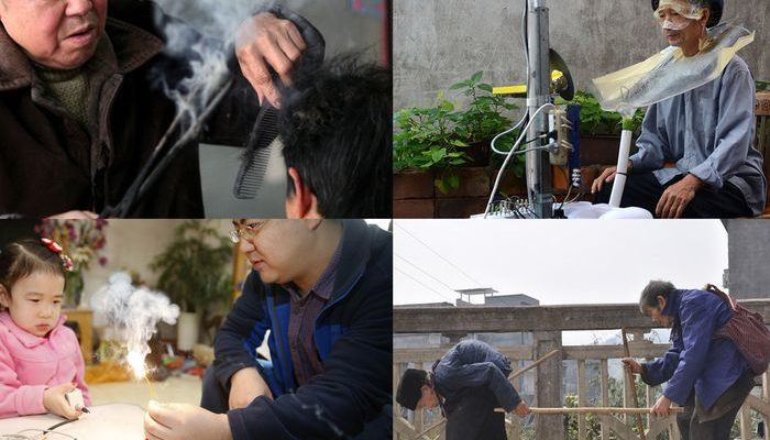 Фото-сюжеты из жизни китайцев за 2015 год. Часть первая