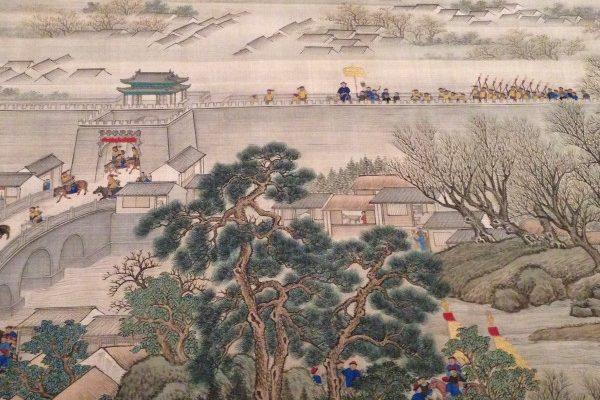 В Метрополитен-музее проходит выставка шедевров китайской живописи