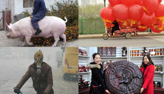 Фотосюжеты из жизни китайцев за 2015 год. Часть вторая