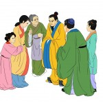 Древняя китайская пословица гласит: «Добродетельные граждане, которые добры к соседям ― это сокровище страны». Фото: Zhiching Chen/Epoch Times