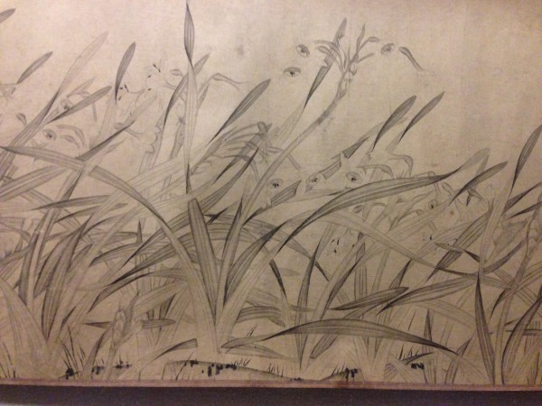 «Нарцисс», Чжао Мэнцзян (1199-1264), Южная Сун (1127–1279), тушь по бумаге. Фото: Kati Vereshaka/Epoch Times