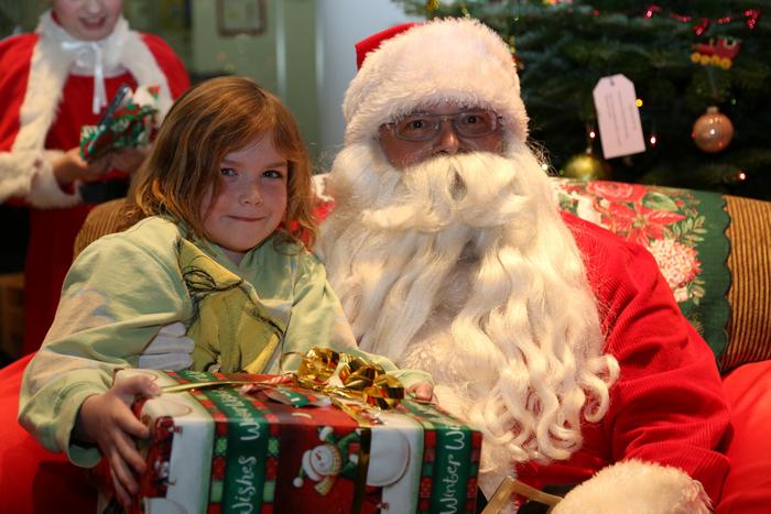 Северный Полюс, Санта Клаус, рождество, Новый год