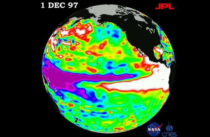 Феномен Эль-Ниньо бьёт рекорды