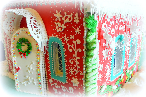 Волшебные пряники Анны Пироговой. Фото: Алла Лавриненко/Великая Эпоха