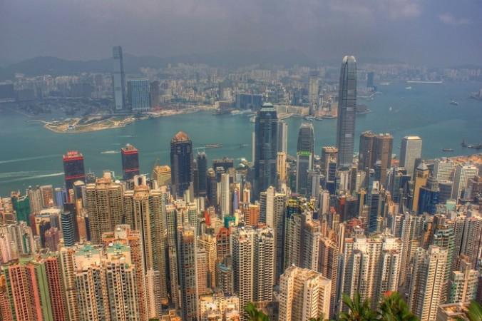 Гонконг. Фото: pixabay.com/CC0 Public Domain