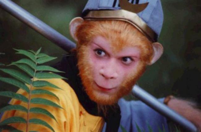 Прекрасный царь обезьян Сунь Укун. Фото: secretchina