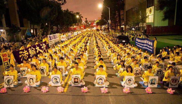 За месяц в Китае незаконные приговоры вынесли десяткам сторонников Фалуньгун