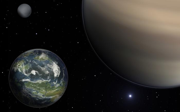 недра экзопланет