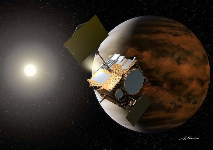 зонд Акацуки planet-c1
