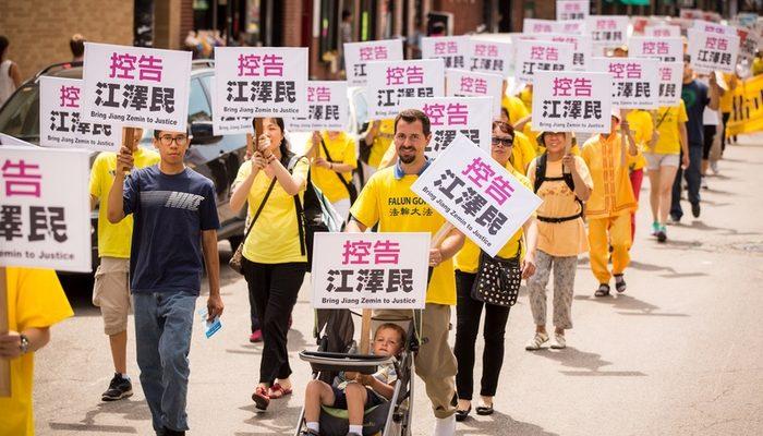 Более 200 тысяч человек официально обвинили Цзян Цзэминя в геноциде