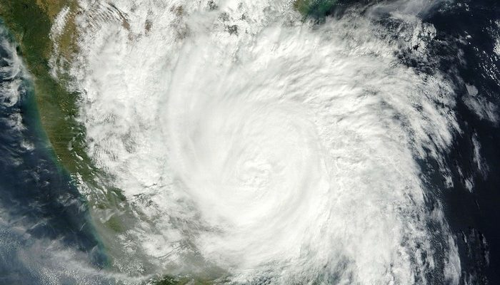 На Филиппинах бушует тайфун «Мелор»