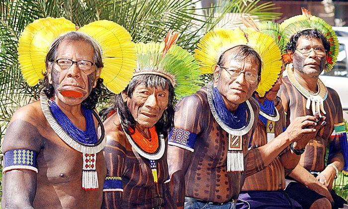 К вымиранию индейцев переселение европейцев не имеет отношения