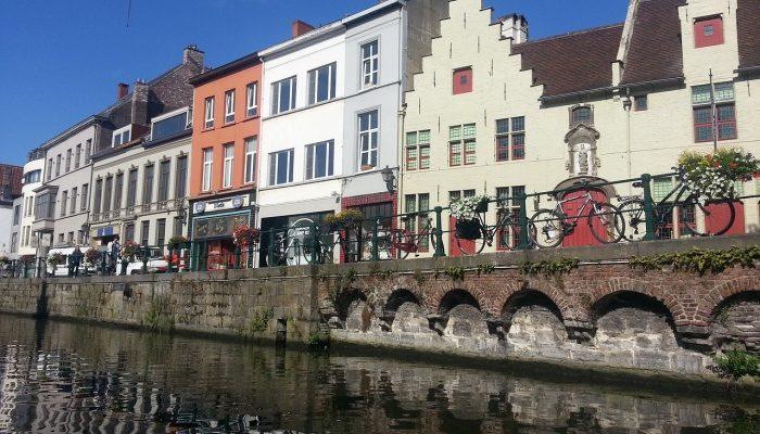Города Бельгии. Гент