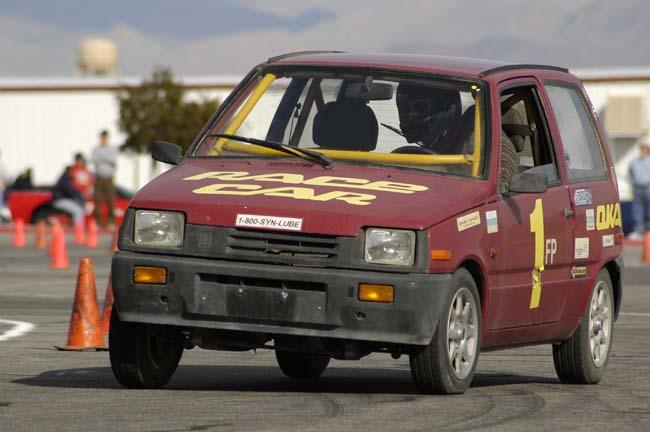 Автомобиль «Ока». Фото: feet96/flickr.com/CC BY-SA 2.0