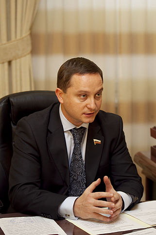Роман Худяков. Фото: Kodru/wikipedia.org/CC BY-SA 3.0