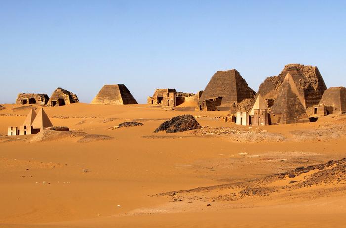Руины царства Куш. Фото: Retlaw Snellac Photography/flickr.com/CC BY 2.0