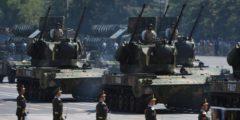 Крадущийся тигр: Китай на тропе войны