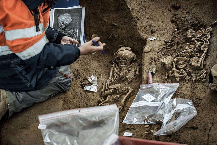 раскопки в Эквадоре