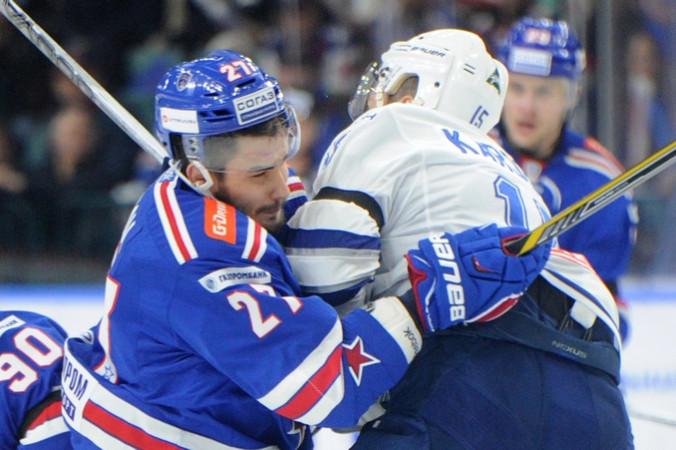 1 февраля, петербургский СКА сломил сопротивление финского «Йокерита»