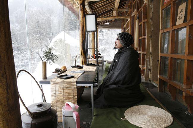 29 января 2015 года. Окрестности города Сиань провинции Шэньси. Фото: epochtimes.com