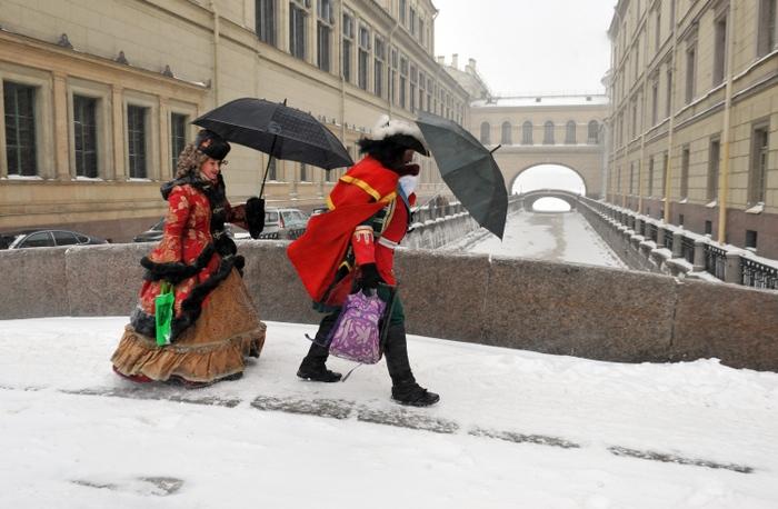 Москва может отказаться от реагентов вслед за Петербургом