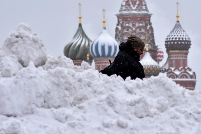 Москва может отказаться от реагентов