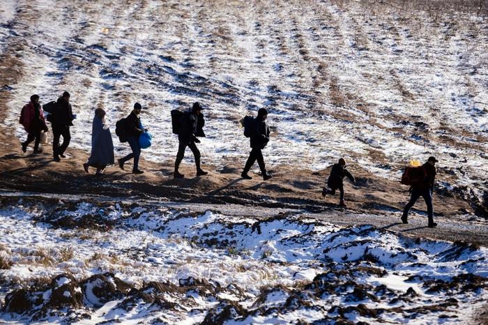 Норвежские власти начали массово высылать из страны мигрантов