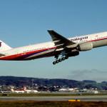 самолёт Malaysia Airlines