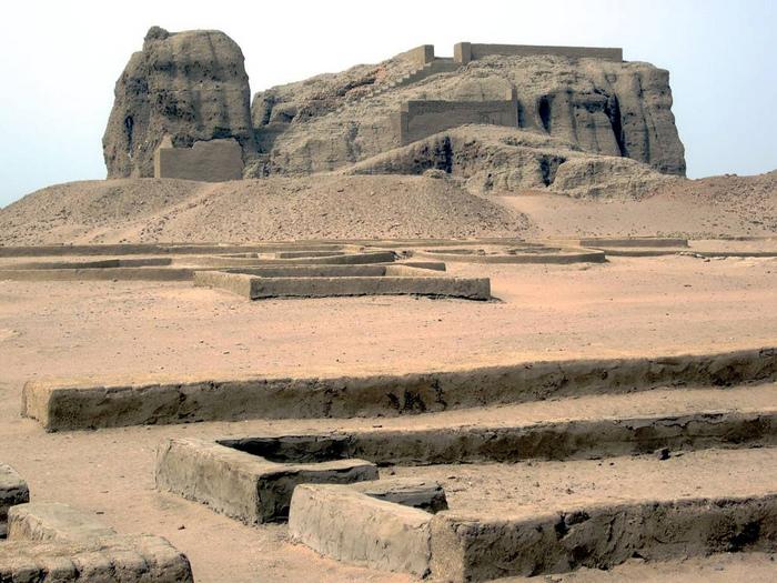 Руины древнего царства Куш. Фото: David Stanley/flickr.com/CC BY 2.0)