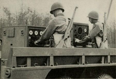 Устройство, созданное Дэвидом Б. Паркинсоном, использовалось в зенитной артиллерии для уничтожения воздушных целей… Фото: Public Domain